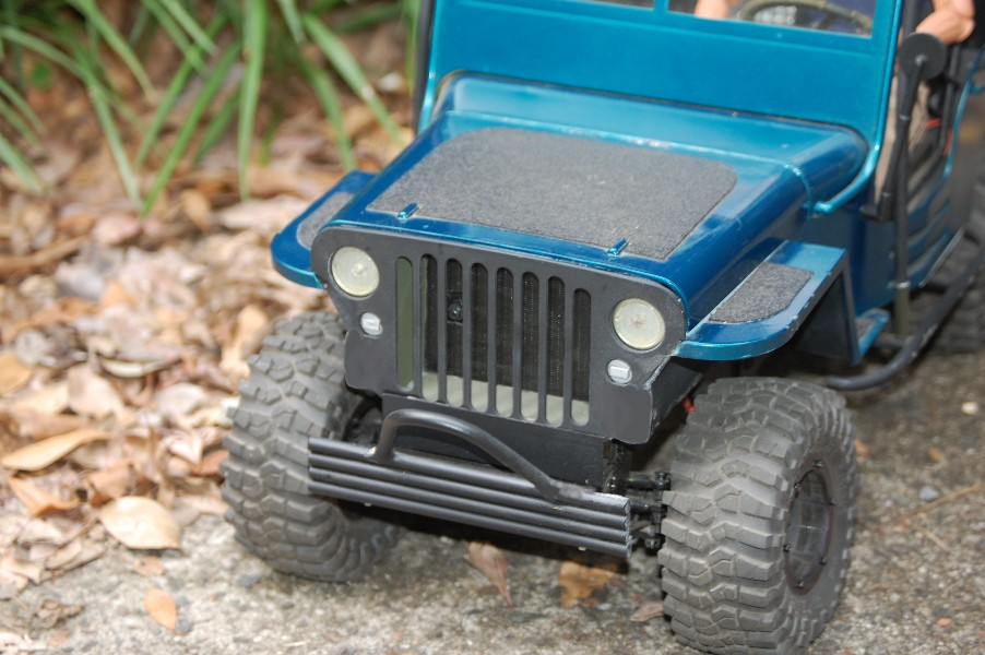Building an RC sixth scale Jeep 46679390271_d2d9aeed13_o