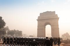Parade India gate