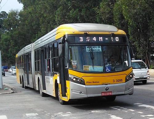 VIP Transportes Urbano Ltda. 3 3098