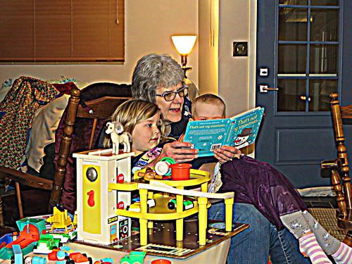 Carol, Josie, & Cora