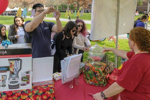 USC Student Health at Health & Wellness Week 1/30/19