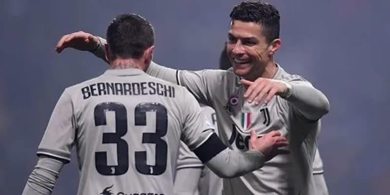 Sassuolo Jadi Bahan Amukan dan Rekor Tak Terkalahkan Juventus
