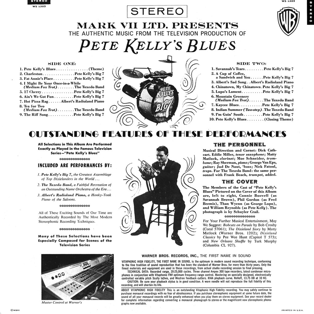 Pete Kelly's Big 7 - Pete Kelly's Blues b