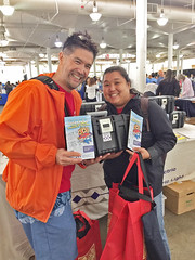 Hawaiian Electric at the Hawaii State Teachers Association Conference – Feb. 11, 2019: Mahalo to all of the teachers who stopped by our booth. Enjoy your education materials and toolkits!