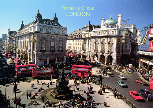 Piccadilly Circus: 1990