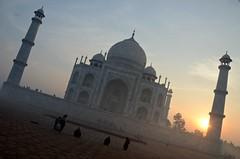 Mausoleum at Dawn
