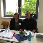 Kollegin Frau Prof. Birgit Wartenpfuhl