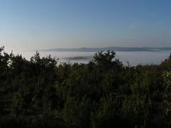 20080915 37364 1016 Jakobus Wald Nebelmeer Hügel - Photo of Lentillac-du-Causse