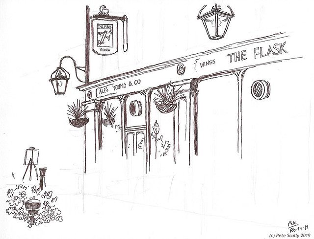 The Flask, Hampstead