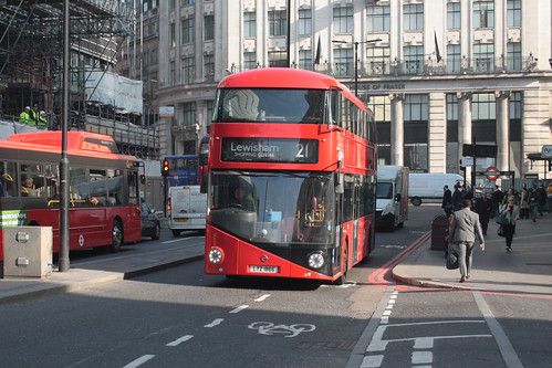Go-Ahead London LT866 LTZ1866