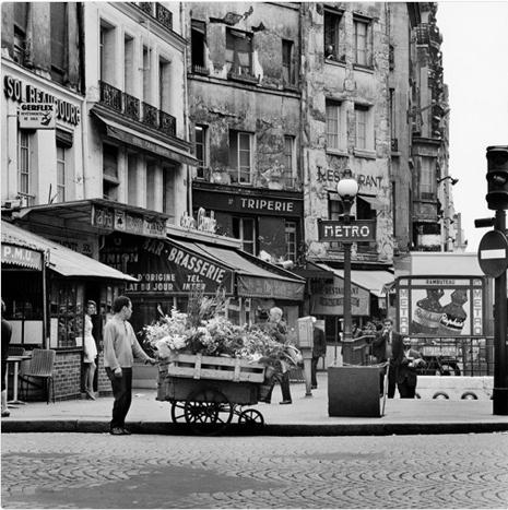 Elliot Erwitt París 1970 Metro Rambuteau Uti 465