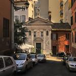 Chiesa dei Santi Ippolito e Lorenzo in Fonte, Via Urbana, rione Monti, Rome - https://www.flickr.com/people/11200205@N02/