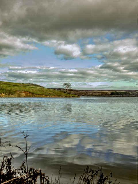 Thruscross Reservoir Yorkshire