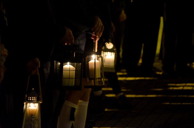 Luz da Paz de Belém 2018