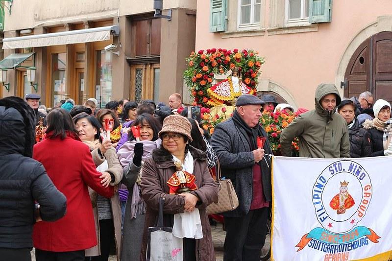 Sinulog Festival in Germany 5