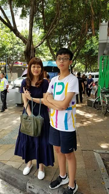 2018/07蔡蔡一族廣州遊part.1