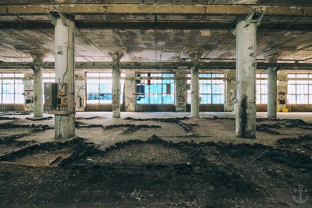 Fort Wayne GE Plant 2018