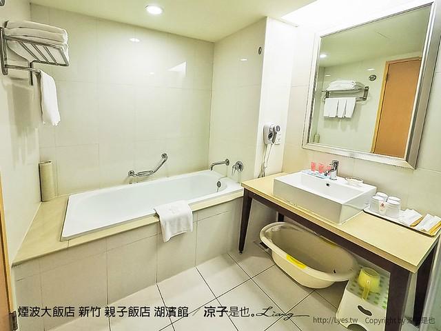 煙波大飯店 新竹 親子飯店 湖濱館 60