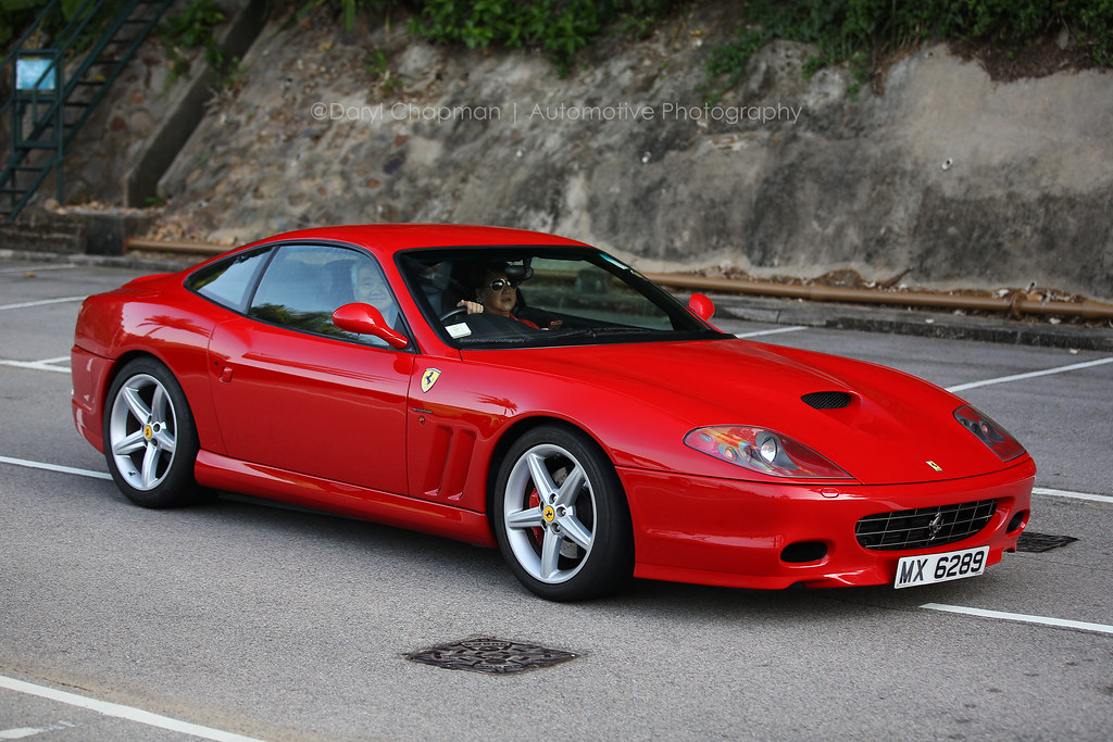 Ferrari, 575M Maranello, Clearwater Bay, Hong Kong