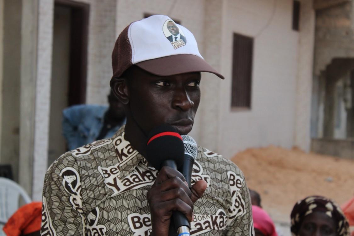 Rencontre Benno Bokk Yaakaar Cambérène 2 Avec Issa Sow, responsable Politique amis de Macky Sall (13)