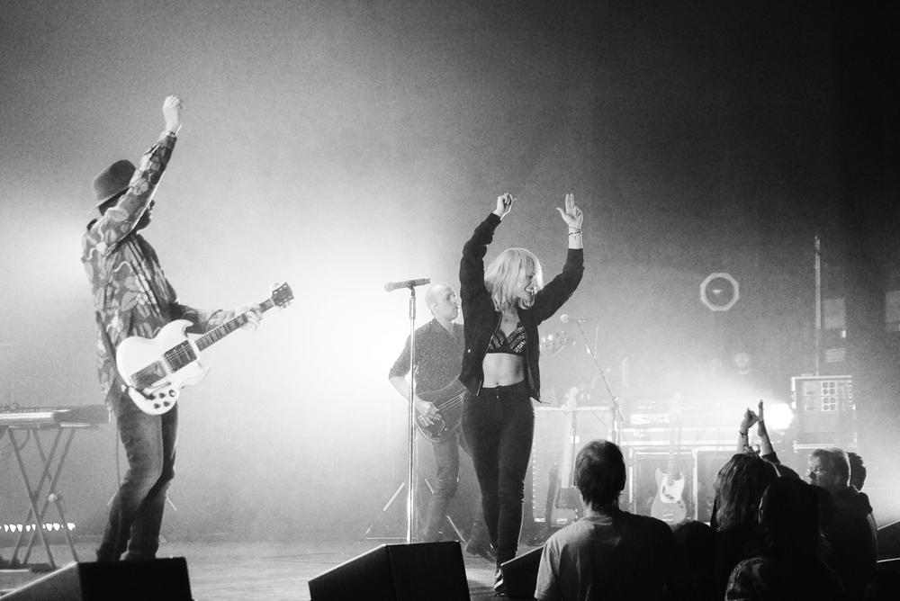 Metric, Zoe, and July Talk @ Kings Theatre