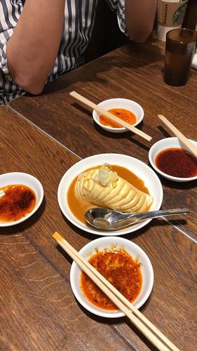 tofu with dan dan sauce