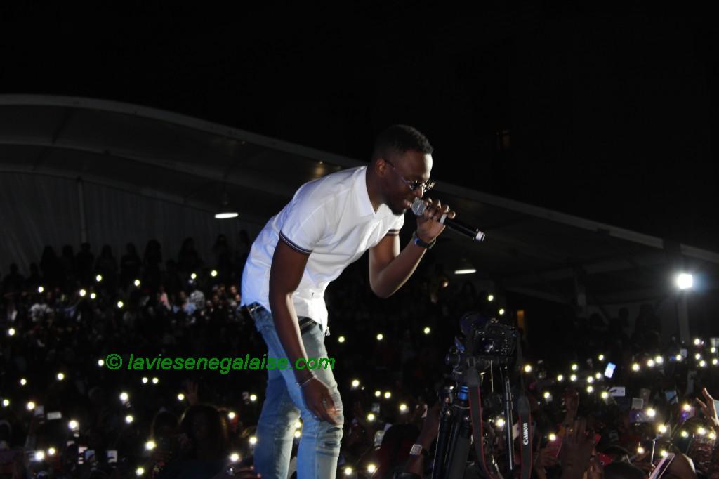 Photos, images concert Dadju 2018 à Dakar, par laviesenegalaise (18)