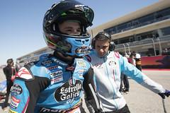 Sergio García Dols. GP de Las Americas 2019