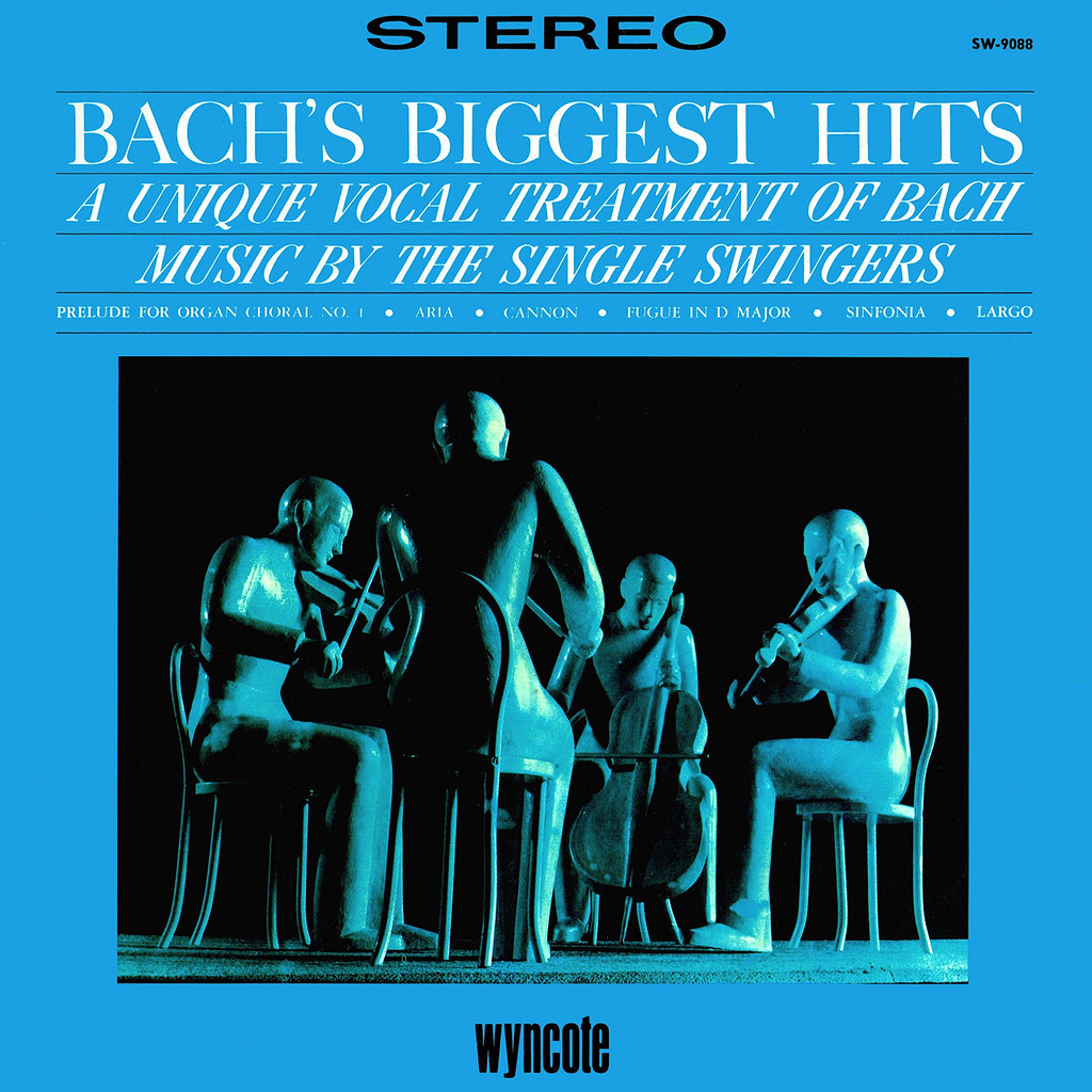 The Single Swingers - Bach's Greatest Hits