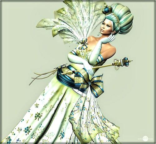 ╰☆╮Pimp my Queen.╰☆╮