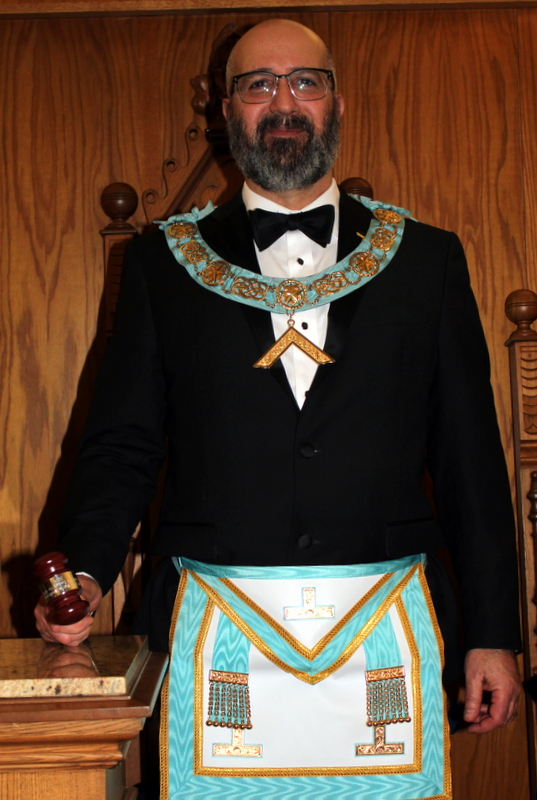 2019 02 05 Oakville Lodge Installation