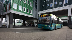 CXX 3559 leaving Zaandam Busstation