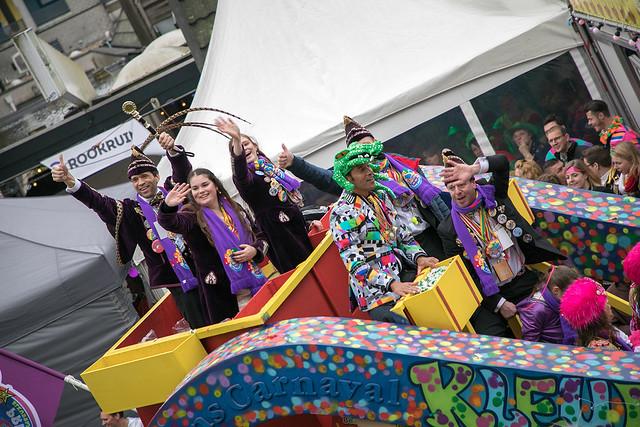 Carnavals Wijchen 3-3-2019 - Optocht