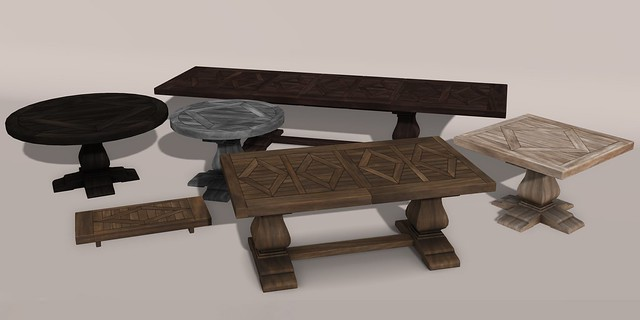 grydde tables