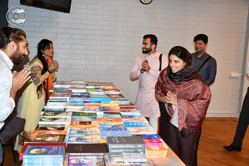Satguru Mata Ji blessings at Publications counter