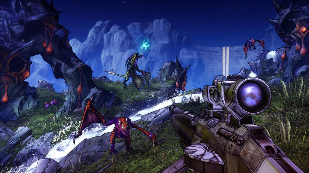 Borderlands 2 1 8 5 – First-person shooter with RPG elements