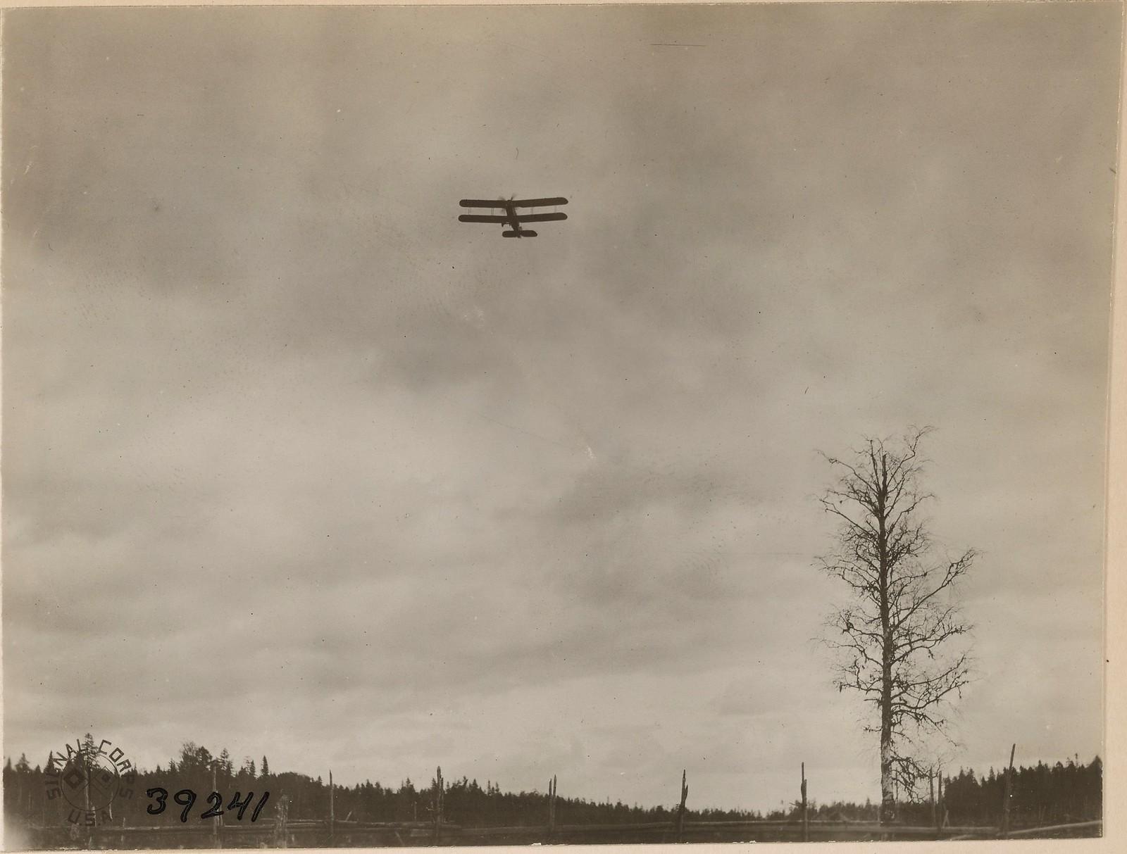 15. Бакарица. Английский пилот во время своего вылета