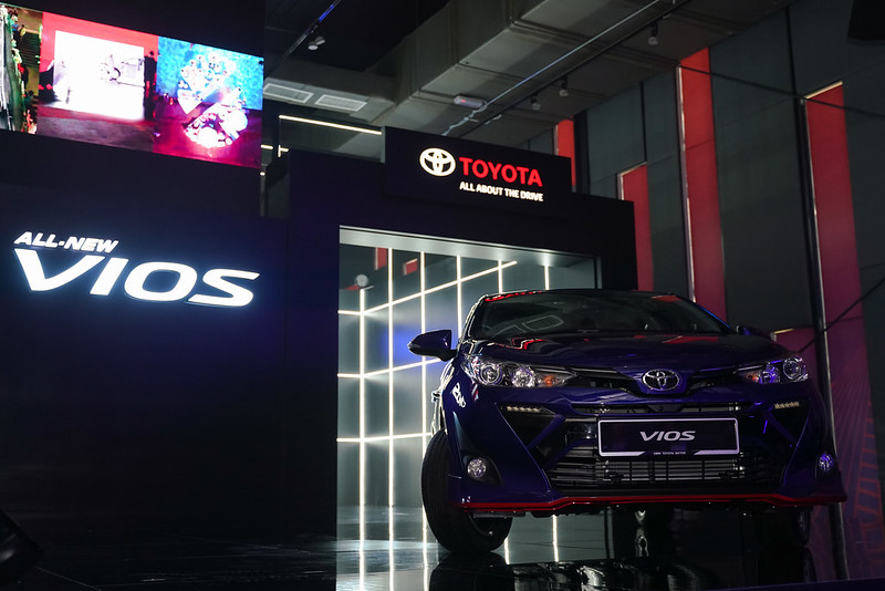 All-New 2019 Vios
