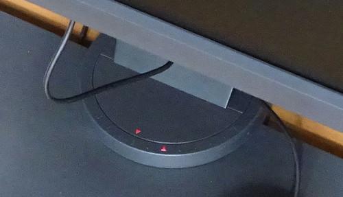 BenQ XL2546 240Hz ゲーミングディスプレイのメモリ