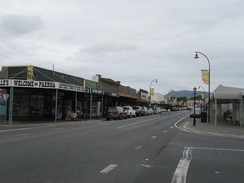 Paeroa Town