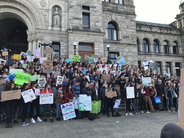 Climate Strike, Victoria