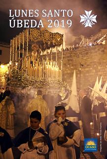 Cartel Lunes Santo 2019