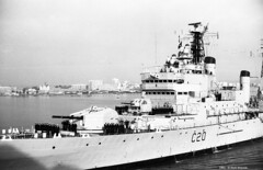 hms-c-20-tiger--taranto-1961-nov-10-6_14076626572_o