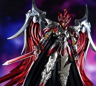 聖闘士聖衣神話EX 《聖闘士星矢 聖闘少女翔》「戰神瑪爾斯」情報公開!戦神アレス