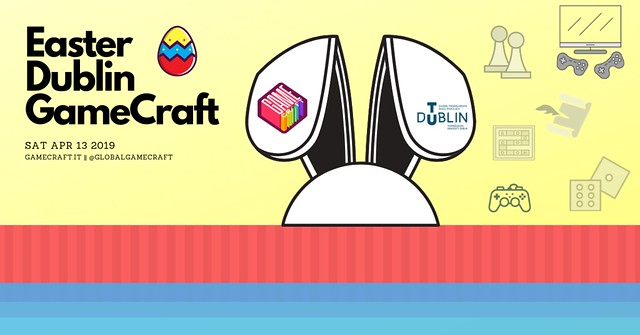 Easter Dublin GameCraft 2019 FB