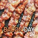 Who doesn't love BACON? It makes everything tastes better.  Happy #nationalbaconday