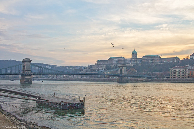 Danubio e Ponte delle Catene