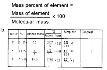 Plus One Chemistry Model Question Papers Paper 4 a30