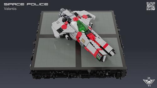 Space Police Valantis