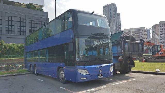 PC5060M Off Service